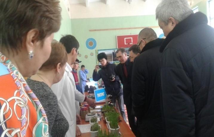 вице министр сельского хозяйства