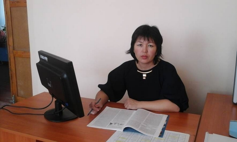 Жаттикбаева Алмагуль Каленовна