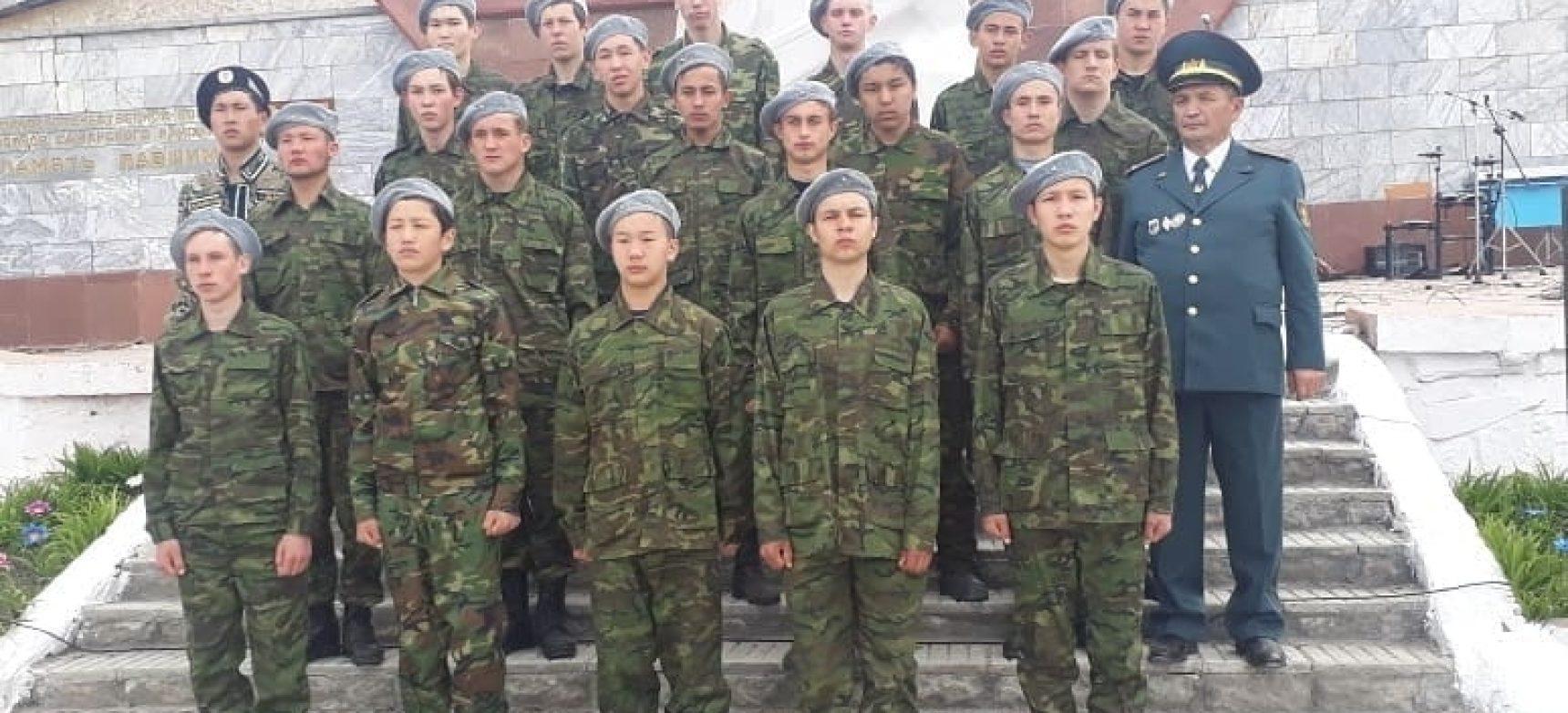 День защитника Отечества и День Победы 2018