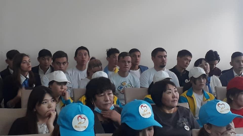 Слет волонтеров Мы вместе 2019