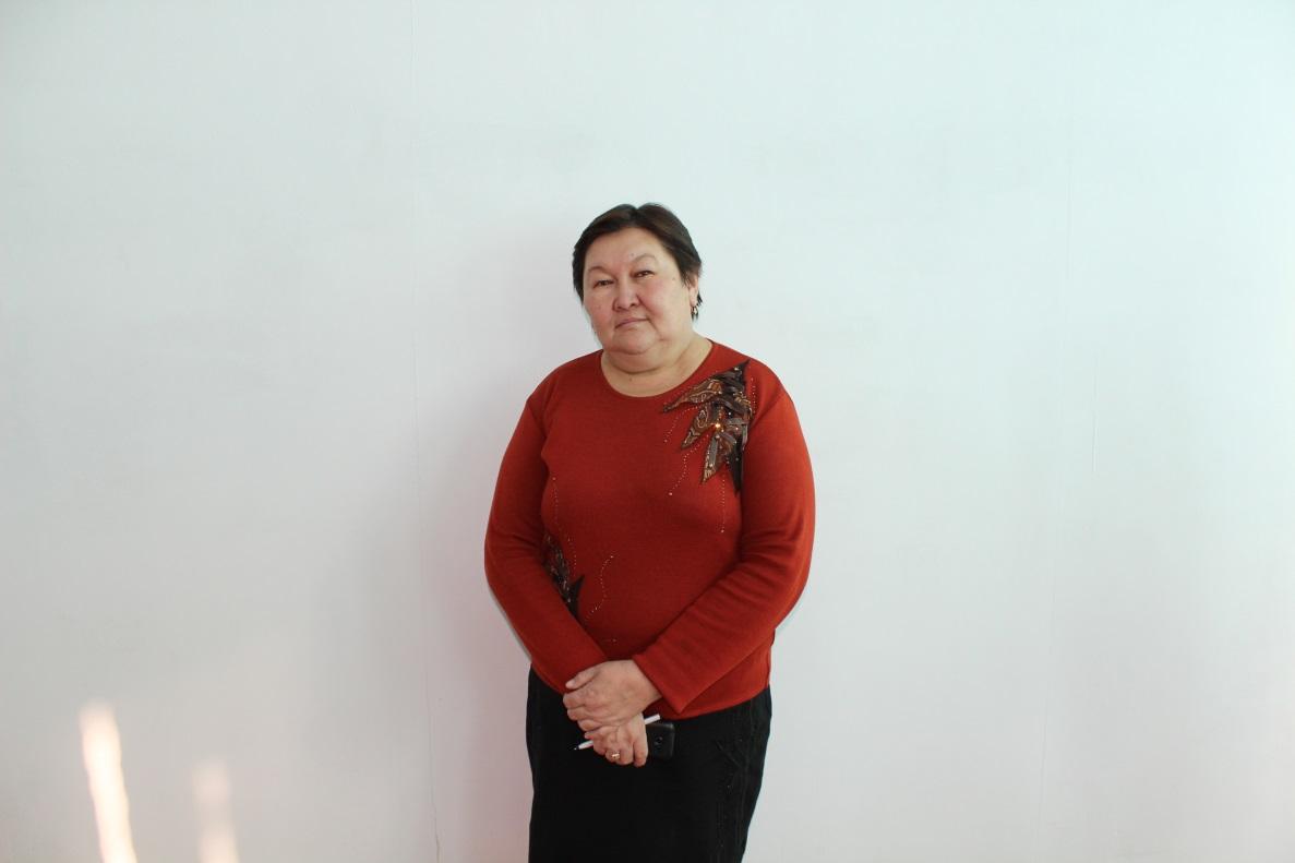 Карымбаева Шамшинур Мухтаровна