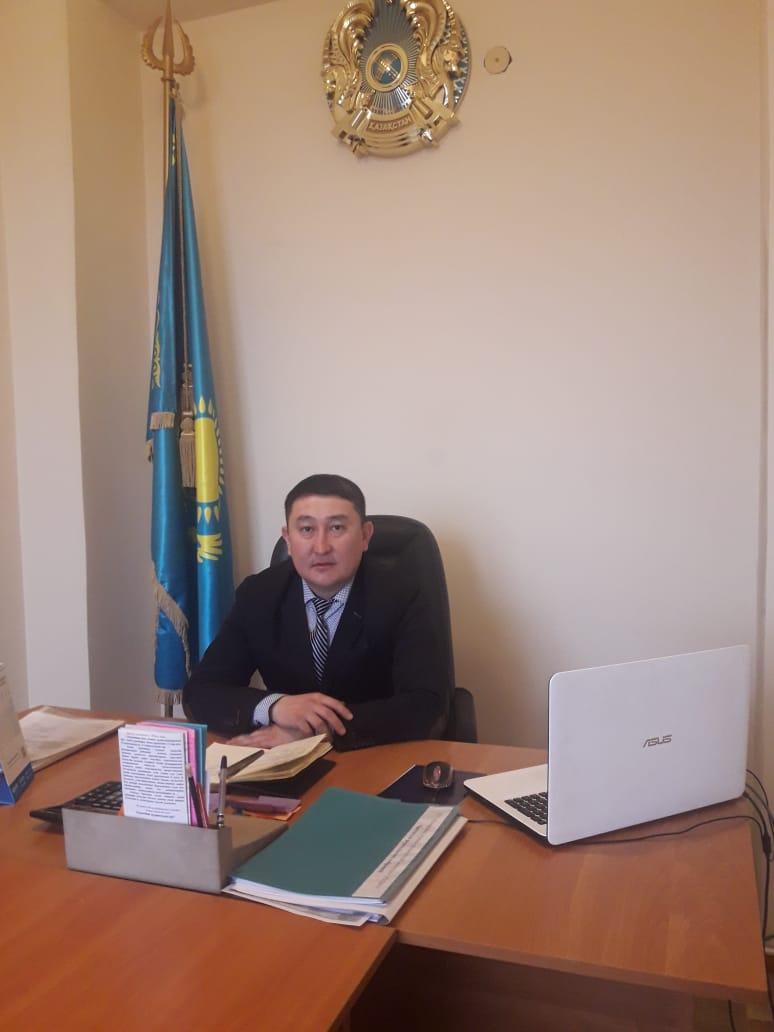 Тегисжанов Рауан Муратович